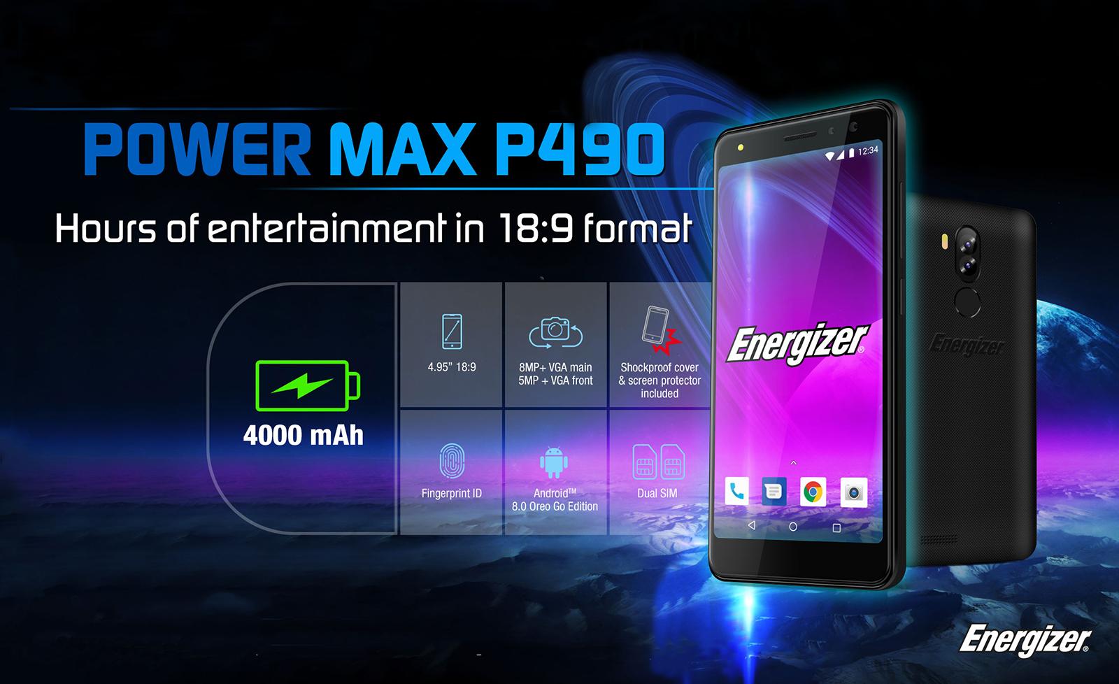Energizer P490