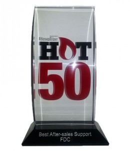 Best After-sales Support FDC - 2013