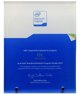 FDC Intel Branded Distribution North Africa