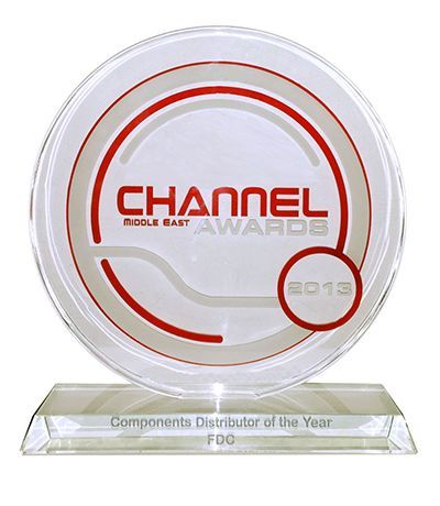 Components Distributor of the Year FDC 2013