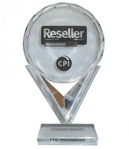 Component Distributor of the Year 2011