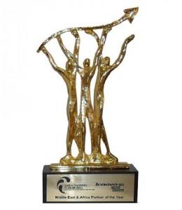 Lenovo Partner of the Year 2012