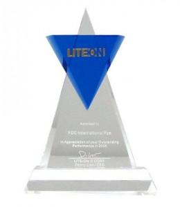 Liteon Outstanding Performance 2006