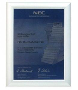 NEC Distribution 2006 - 2007
