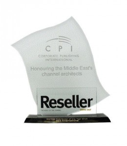 Storage Distributor of the year 2010