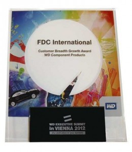 WD Customer Breadth Growth Award