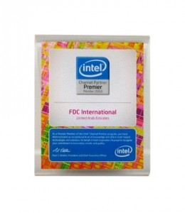 intel Premier Channel Partner 2009